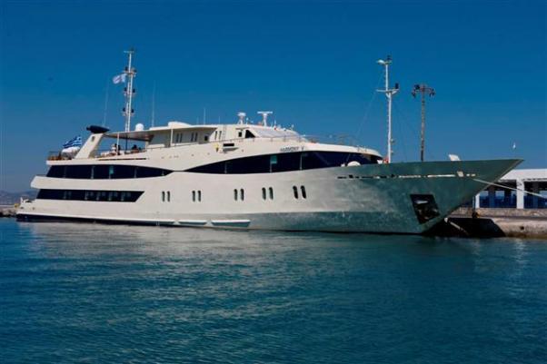 Small Ship Adventures Classical Greek Islands Cruise - Small ship cruises